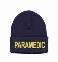 Paramedic Embroidered Watchcap
