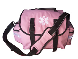 Pink First Responder Medical Equipment Bag DOORBUSTER!