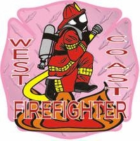 Pink West Coast Firefighters