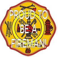 Proud to be a Fireman