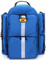 RB A300BP-RB-PKK Pacific Coast Backpack 5 Removable Pkts