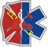 Red Blue Star Of Life
