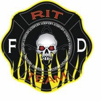 RIT FD Maltese Cross