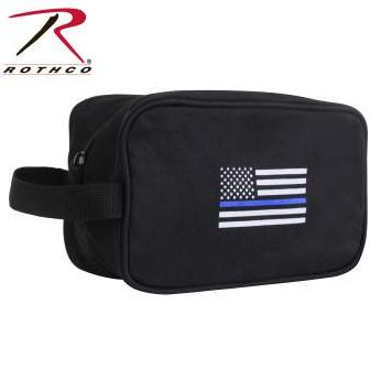 Rothco Thin Blue Line Travel Kit