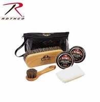 RTH-10106 Kiwi Military Shoe Care Kit