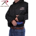 RTH-2066 Rothco Thin Red Line Concealed Carry Hoodie