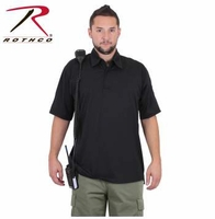 RTH-3912 Rothco Tactical Performance Polo Shirt