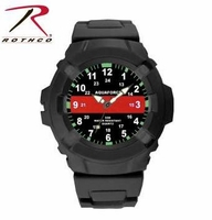 RTH-4391 Aquaforce Thin Red Line Watch