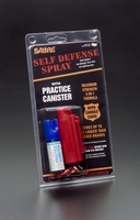 Sabre Pepper Spray & Tear Gas with Practice Canister