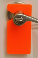 SDM-OR DOOR MARKER SINGLE PLAIN