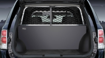 Setina Rear Compartment Partition For SUV/Van/Truck/Crossover