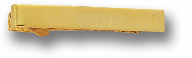 Smith And Warren Collar Brass Insignia -  PLAIN TIE BAR EACH