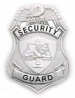 Smith & Warren Security Guard Stock Badge