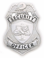 Smith & Warren Security Officer With Liberty Seal Badge