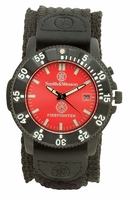 Smith & Wesson Firefighter Watch Red