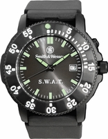 Smith & Wesson Tactical SWAT Watch w/ Rubber Wristband