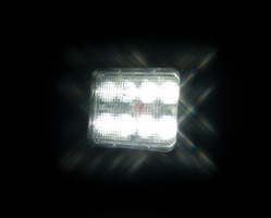 Sound Off Signal 1400 Lumen Square Work Light - The Brightest!