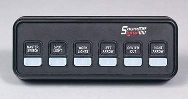 Sound Off Signal IntelliSwitch990 Programmable Switchbox