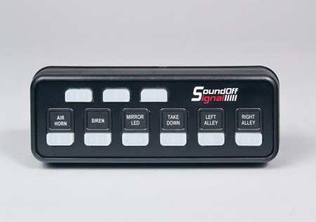 Sound Off Signal Intelliswitch993 Programmable Switchbox