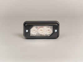 SoundOff Bezel, Single for LED3 Mini Lights - Black