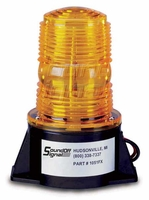 SoundOff Signal 1000 Series Amber Beacon