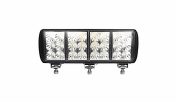 SoundOff Signal 3000 Lumen 4 Module LED Scene Light Flood Lens White-EWLS3000TBDF0W