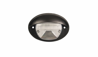 SoundOff Signal 4 inch LED Curb Entry Standard Light-ECVCBLTST