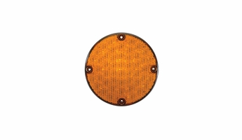 SoundOff Signal 7 inch Round Front, Park, Turn Lights
