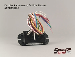 SoundOff Signal Flashback Tailight Flasher ETFBSSN-P
