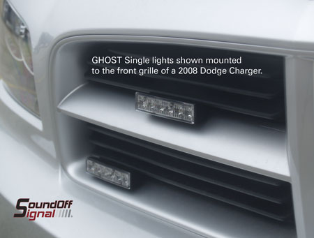 SoundOff Signal Ghost LED Deck/Grill Light