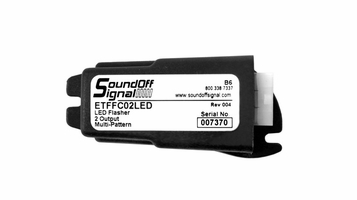 SoundOff Signal LED Flasher - 2 Outlet