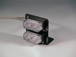 Soundoff Signal LED3 Bracket - 90 Degree Dual Side by Side Vertical