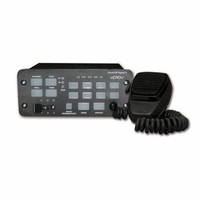 SoundOff Signal nErgy 400 Series Button Control Console Mount Siren - 100 Watt