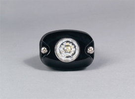 SoundOff Signal Undercover LED Lighthead - Black