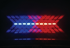 SoundOff Ultralite 12 Head Interior LED Lightbar