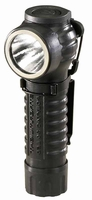 Streamlight Polytac 90 Right Angle Firefighter Flashlight - BLACK