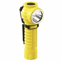 Streamlight Polytac 90 Right Angle Firefighter Flashlight - YELLOW