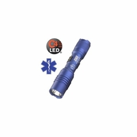 Streamlight Protac EMS Blue Flashlight