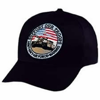 Support Our Troops ball Cap