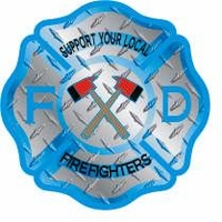 Support Your Local Firefighters MC