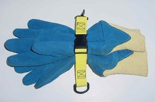 The Glove Keeper 2 Firefighting Glove Holder