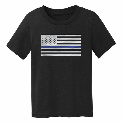 Thin Blue Line Toddler  T-Shirt