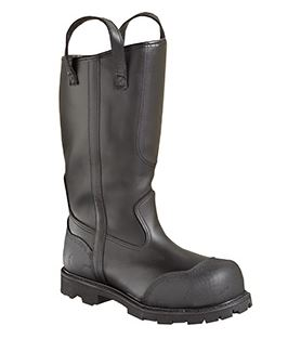 "Thorogood 14"" Structural - Leather Oblique Toe Bunker Boot 804-6373"