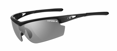 TIFOSI Matte Black Talos Tactical Glasses - Interchangable Lens