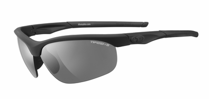 TIFOSI Matte Black Veloce Tactical Glasses - Single Lens