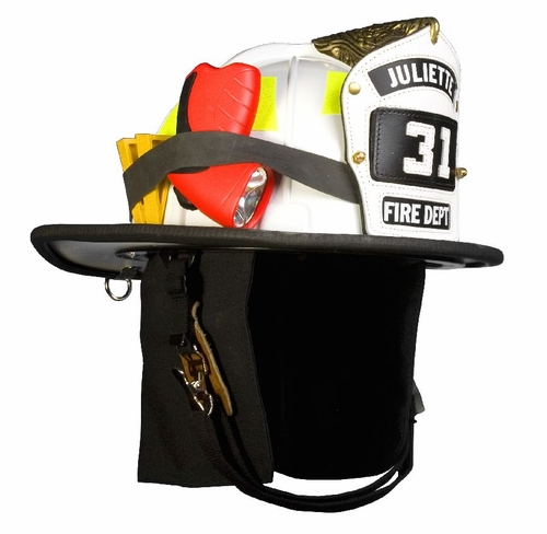 Traditional Composite Firefighting Helmet