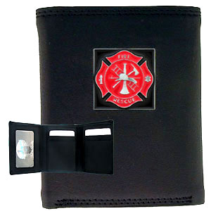 Trifold Wallet Fire Fighter