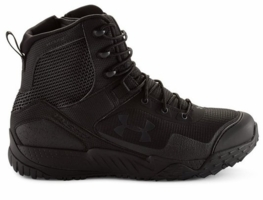 Under Armour Valsetz RTS Side Zip Boots