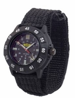 UZI Protector Watch With Nylon Strap