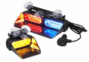 Whelen Dual Avenger LED Dash Light